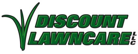 discount lawncare logo New